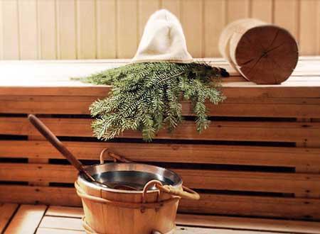 Душ и баня на участке